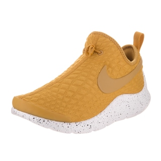 Nike Women's Aptare Gold Textile Running Shoe