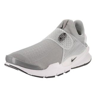 Nike Men's Sock Dart Grey Running Shoe