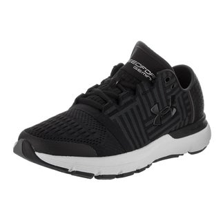 Under Armour Women's UA Speedform Gemini 3 Black Mesh Running Shoe