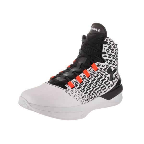 f89a879f3784 Shop Under Armour Men s Clutchfit Drive 3 Basketball Shoe - Free ...