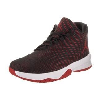 Jordan Men's Jordan B. Fly Black Textile Basketball Shoe