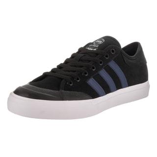 Adidas Unisex Matchcourt Black Suede Skate Shoes
