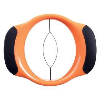 OXO Good Grips Orange Stainless Steel and Plastic Mango Splitter