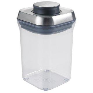 Steel POP 0.9-quart Small Square Container