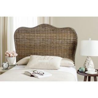 Safavieh Imelda Grey Headboard (Full)