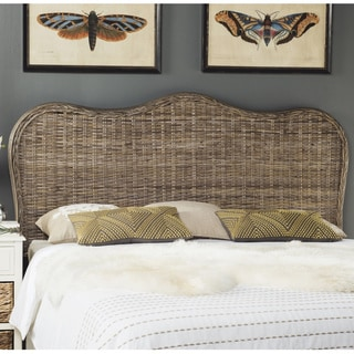 Safavieh Imelda Grey Headboard (Queen)