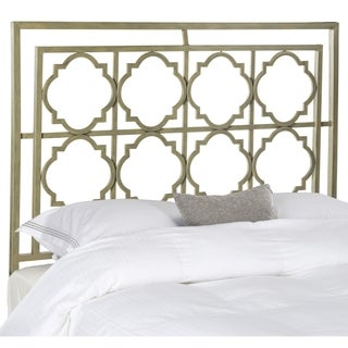 Safavieh Silva Metal French Silver Headboard (Queen)