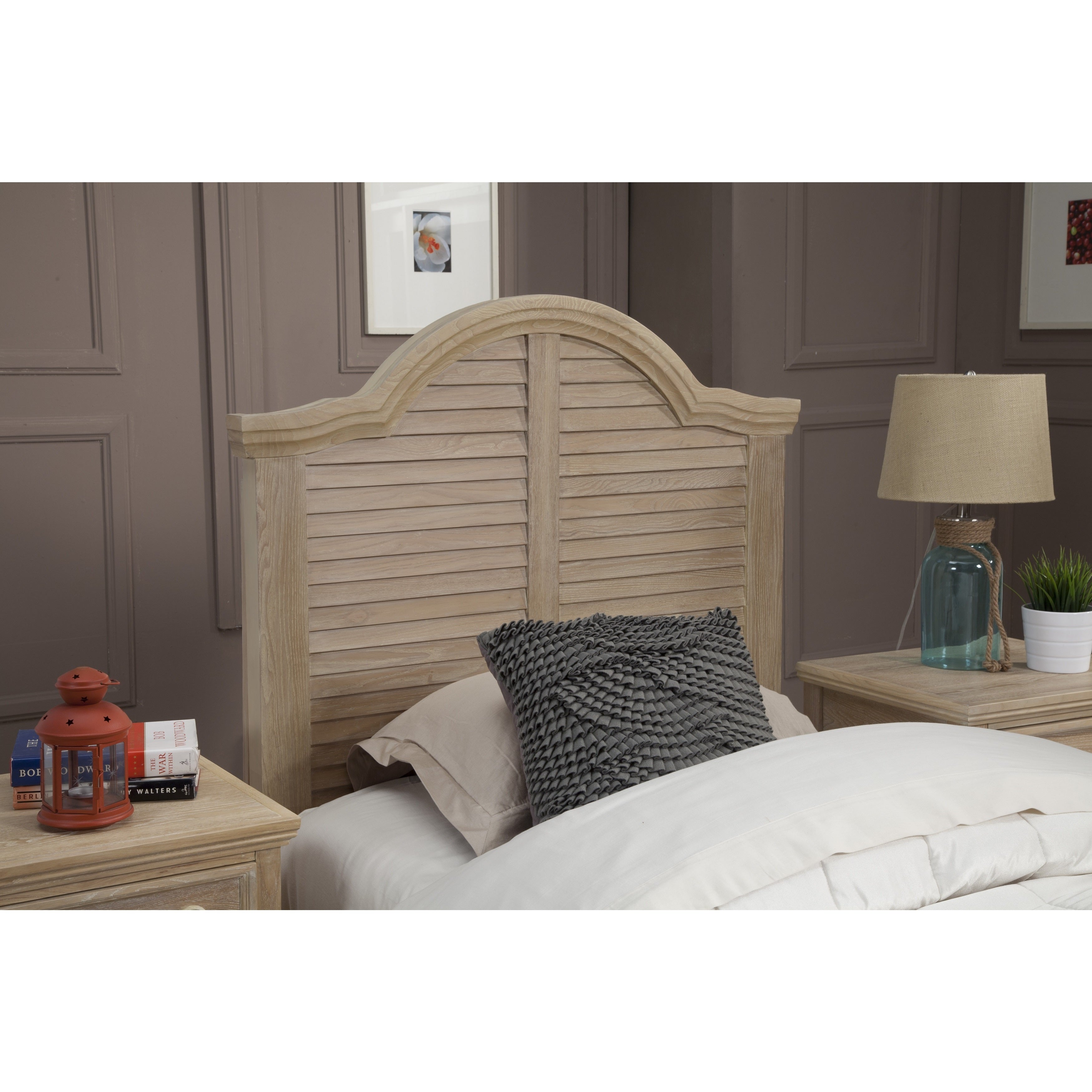 Cape May Wall Mount Panel Headboard (Cape May Wall Mount ...