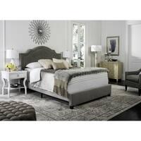 Safavieh Theron Grey Bed (Full)