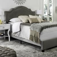 Safavieh Theron Grey Bed (Queen)