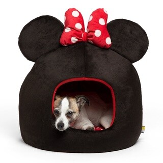 Disney Mickey/ Minnie Mouse Dome Dog Bed/ Cat Bed
