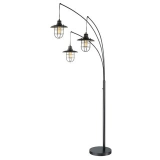 Lite Source Lanterna II 3-light Arch Lamp