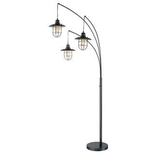 Lite Source 3-Light Lanterna II Arch Lamp