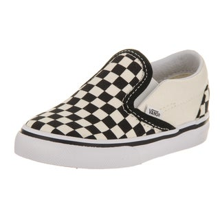 Vans Toddlers' Classic Slip-on Skate Shoes