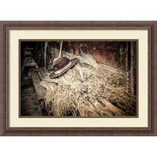 Framed Art Print 'Harvest' by Matt Marten 27 x 20-inch
