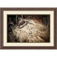 Framed Art Print 'Harvest' by Matt Marten 27 x 20-inch