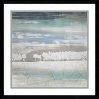 Framed Art Print 'From the Earth I' by Louis Duncan-he 23 x 23-inch