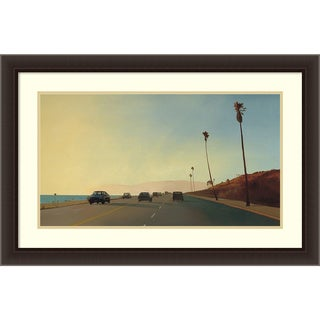 Framed Art Print 'California Road Chronicles #16' by Relja Penezic 36 x 24-inch