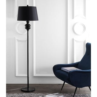 Safavieh Torc 67.5-Inch H Black Floor Lamp