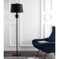 Safavieh Lighting 67.5-inch Torc Black Floor Lamp