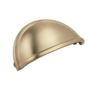 Cup Pulls Collection Golden Champagne 3 in. (76mm) Center Cup Pull