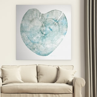 Wexford Home 'Heart Tree II' 4 Sizes Available Premium Gallery Wrapped Canvas