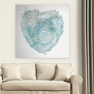 Wexford Home 'Heart Tree I' Premium Gallery-wrapped Canvas