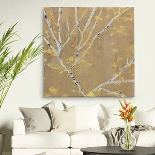 Wexford Home 'Birch Wood IV' Premium Gallery-wrapped Canvas in 4 Sizes