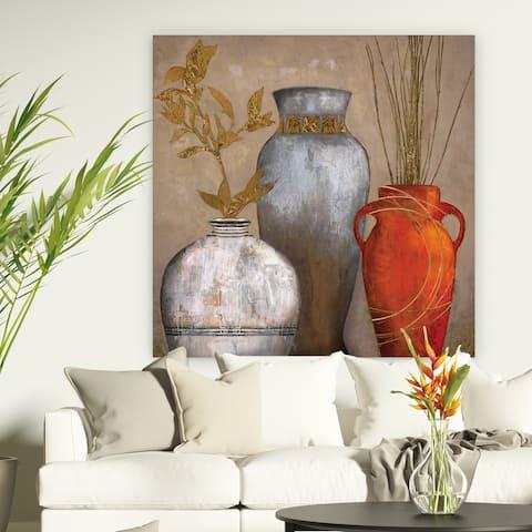 Wexford Home 'Portofino I' Premium Gallery-wrapped Canvas