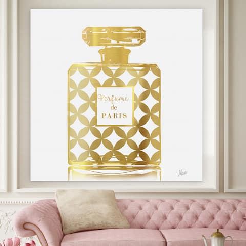 Wexford Home 'Perfume de Paris I' Premium Gallery Wrapped Canvas