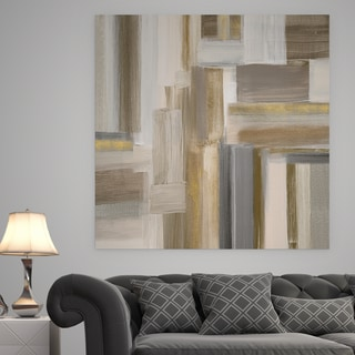 'Fields II' Premium Gallery Wrapped Canvas (4 Sizes Available)