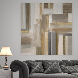 Porch & Den 'Fields II' Premium Gallery Wrapped Canvas (4 Sizes Available)