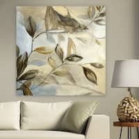 'Spring Fling I' Premium Gallery Wrapped Canvas Art