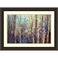 Framed Art Print 'Elven Kingdom (Forest)' by Tatiana Iliina 32 x 24-inch