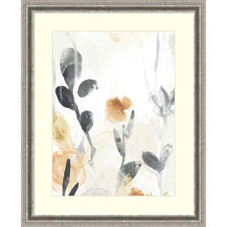 Framed Art Print 'Garden Flow I (Floral)' by June Vess 27 x 33-inch|https://ak1.ostkcdn.com/images/products/14429493/P20995918.jpg?impolicy=medium