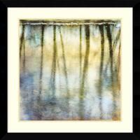 Framed Art Print 'Sunset Ripple 2' by Dianne Poinski 33 x 33-inch