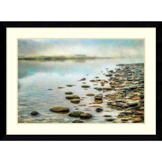 Framed Art Print 'Stillness' by Dianne Poinski 46 x 34-inch