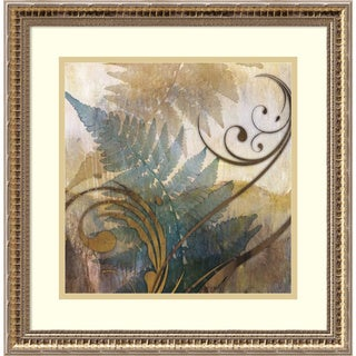Framed Art Print 'Turning Point 3' by Starlie Sokol-Hohne 19 x 19-inch