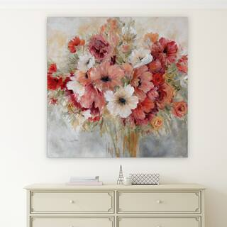 Garden's Passion - Premium Gallery Wrapped Canvas - 4 Sizes Available