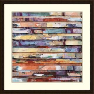 Framed Art Print 'Bound IV' by Don Wunderlee 32 x 32-inch