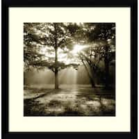 Framed Art Print 'Wild Forest' by Steven Mitchell 17 x 17-inch
