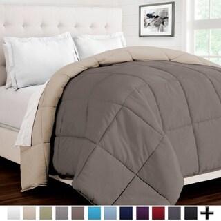 Reversible Premium Ultra Soft Down Alternative Comforter