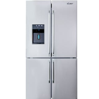"""DTF364SIWS Distinctive Series 36"""" Energy Star Rated French Door Refrigerator"""