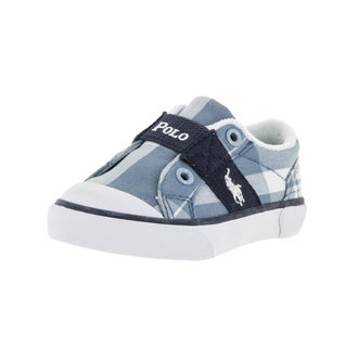 Polo Ralph Lauren Toddlers' Gardener Blue Casual Shoes