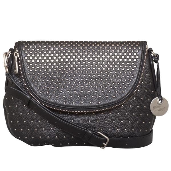 1b1513fc8760 Shop Marc by Marc Jacobs New Q Degrade Stud Natasha Crossbody Bag - Free  Shipping Today - Overstock - 14429921