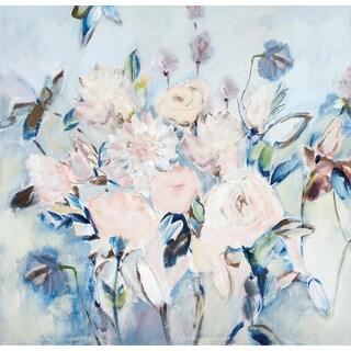 ArtMaison Canada Joan E. Davis 'Sweetness and Light II' Canvas Print Gallery Wrapped Canvas Wall Art Decor - 24 x 24