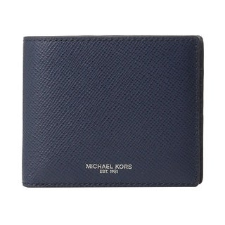 Michael Kors Harrison Billfold - Navy