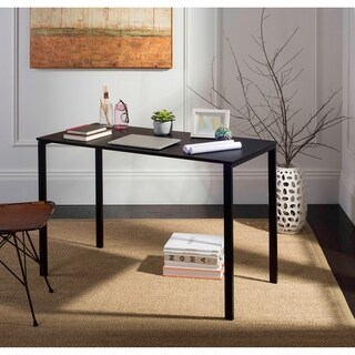 "Safavieh Dalit 47"" Black Writing Desk"