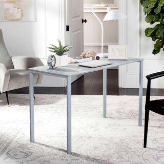 "Safavieh Dalit 47"" Grey Writing Desk"