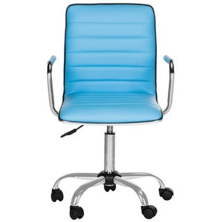 Safavieh Jonika Blue Desk Chair